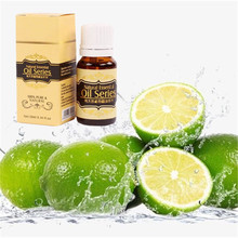 Discounted Stretch Marks Removing Essential Oil Lemon Oil Skin Care Treatment Acne Scar Removal Cream For Stretch Mark 10 ml(China)