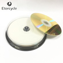 10 Pack Bluray Disc 25GB 130Min BD-R 6x Speed full Printable Blu-Ray Blank Disc(China)