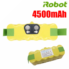 14.4V 4500mAh Ni-MH Vacuum Battery for iRobot Roomba 500 530 531 532 650 535 536 540 545 550 552 560 562 570 580 610 700 760 770