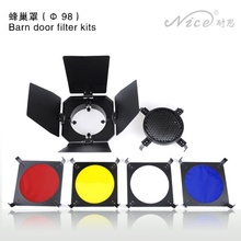 Adearstudio small jinbei studio lights flash light Beam Tube Camera Snoot 50D