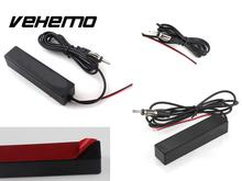 "77"" power Electronic Stereo Radio AM FM Hidden Amplified Antenna Universal For Car For Truck Vehicle Boat SUV fm broadcast(China)"