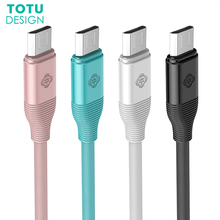 Buy TOTU Micro USB Cable Samsung 2M Fast Charging Data Sync Microusb Charger Cable Huawei Xiaomi Android Mobile Phone Cables for $1.09 in AliExpress store
