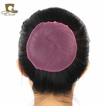 Fashion Women Girls Ballet Dance Skating invisible Bun Cover Elastic Band Hair Snood Hair Net Hair bun Hair Accessory