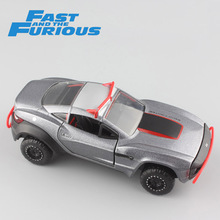 1:32 Scale mini FAST & FURIOUS Letty's LM Rally Fighter metal diecast model wrc race cars vehicle toys for boys collection jada(China)