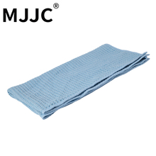 MJJC 40X40CM Soft Microfiber Towel Car Cleaning Wash Clean Cloth Car Care Microfibre Wax Polishing Detailing Towels(China)