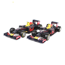 mylb 1:43 Red Bull racing car model car model simulation of F1 alloy carriage(China)