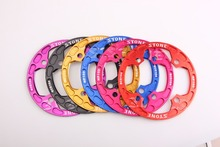 BCD104 Chainring Bash Guard fit 30-36T for Bicycle XC FR AM DH 30 speed(China)