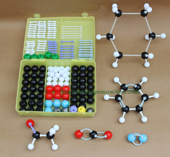 Molecular structure model for High school students and teachers and simple crystal model free shipping<br><br>Aliexpress