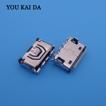18pin Mini IO 18-pin receptacle Tablet PC Mobile Phone Netbook USB Connector jack charging port socket plug for LG KG800