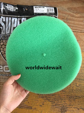 2pcs Replacement Green Sponge For HKS Super Power Air Filter Flow Cleaner Universal