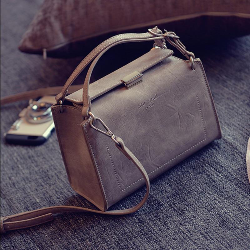2017 Summer New Leather Fashion Women Leather Handbags Minimalist Shoulder Bag Mini Women Messenger Bags<br><br>Aliexpress