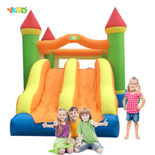 YARD Giant Inflatable Game Inflatable Toys Jumping Bounce House Trampoline For Kids