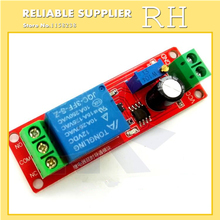 1PCS/lot Best Price DC 12V Delay Timer Switch Adjustable Module 0 to 10 Second NE555 Electrical New Timer Relay Solid State Rela(China)