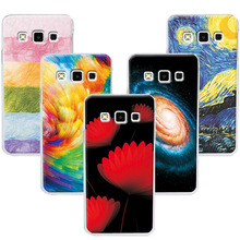 Buy Coque Samsung A3 2015 Case Cover Scenery Phone Cases Samsung Galaxy A3 Back Cover Galaxy A3 A300 A300F A300H A3000 for $1.39 in AliExpress store