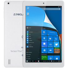 Teclast X80 Pro Tablet PC 8 Inch IPS Screen Windows 10 + Android 5.1 I Quad Core 1.44GHz 2GB RAM 32GB ROM WiFi Bluetooth(China)