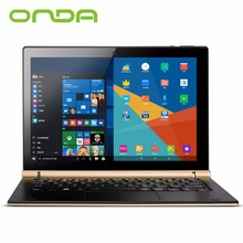"Onda OBook 20 Plus 10.1"" 1920x1200 Tablet PC Windows10+Android 5.1 Dual OS Tablet Intel Cherry Trail 4GB 64GB WiFi Metal Tablet"