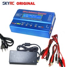 Promotion Free shipping Original SKYRC IMAX B6 Digital RC Lipo NiMh Battery Balance Charger With AC POWER 12v 5A Adapter(China)