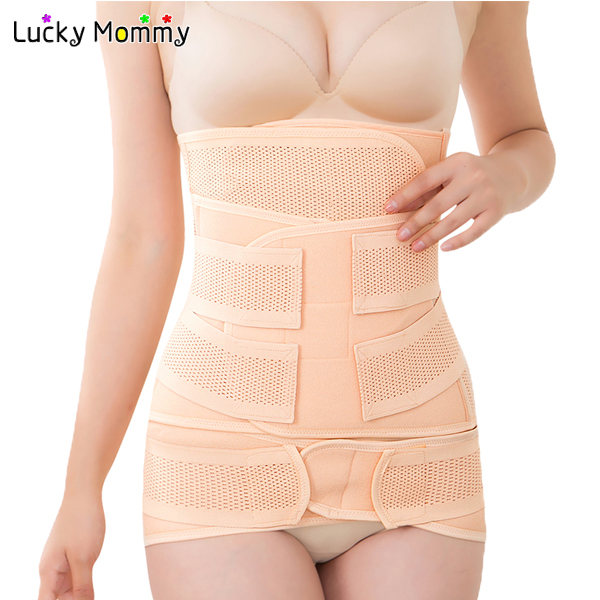 6 Styles Postpartum Bandage Female Maternity Belt After Pregnancy Belly Binding Band For