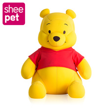 45cm Big size Plush Toys Dolls Winnie Bear High Quality Particle Stuffed Animal Plush Toys for Kids Christmas Gift(China)