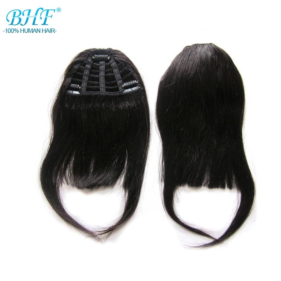 human hair bangs  (11)