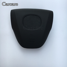 Free Shipping ! SRS Steering Wheel Airbag Cover For Mazda 3 Air Bag Cover (With LOGO)