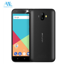 Ulefone S7 MTK6580 Quad core Dual Rear Cam Smartphone Android 7.0 Cellphone 5.0 Inch HD 1280x720 1G RAM 8G ROM 3G Mobile Phone(China)