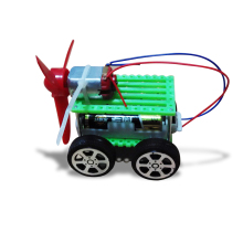 Mini Air Powered Vehicle Model Kits Wholesale Discount(China)