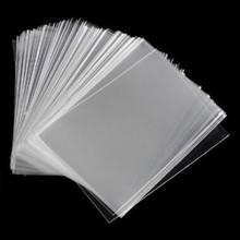100pcs 65x90mm Card Sleeves Desk Protector For Magical Gathering Board Game New