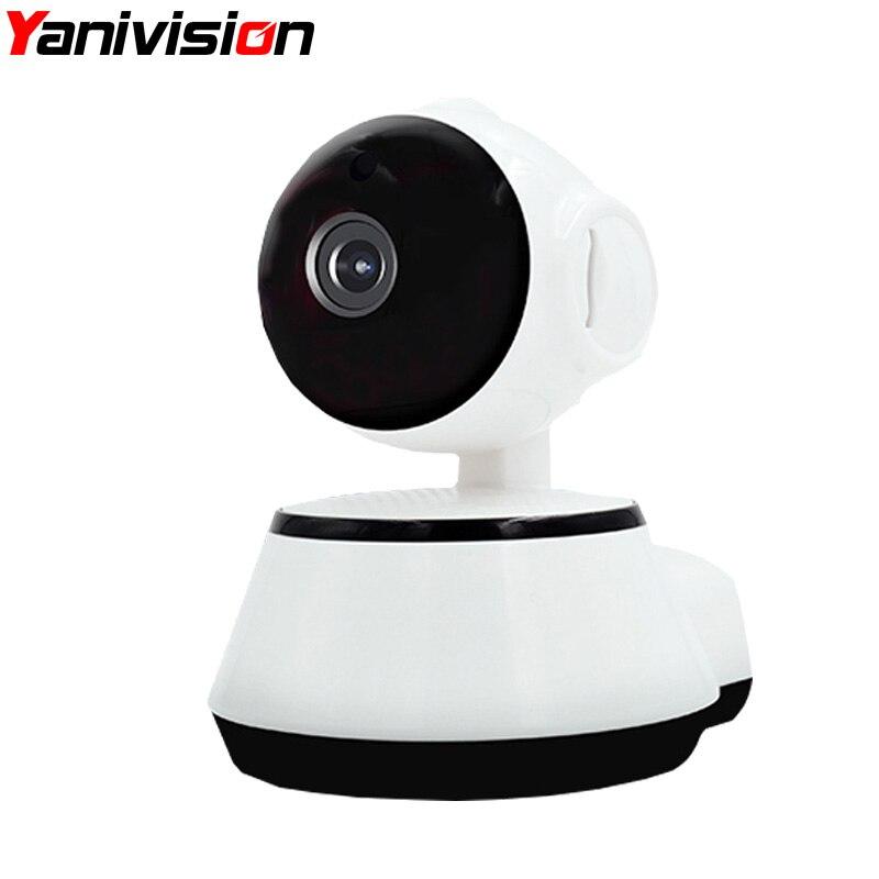 Yanivision Security Wifi Cloud Storage 720P 960P HD P2P IR Night Vision Smart Camera Home Surveillance Wireless IP Camera CCTV<br>