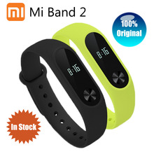 Original Xiaomi Mi Band 2 Smart bluetooth Wristband Fitness Bracelet OLED Touchpad  Mi Band2 smart bracelet heart rate Step Time
