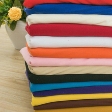 1yrd/lot Candy colors spandex fabric for garment sewing Stretch cloth for DIY Scrapbooking accessories(ss-7521)(China)