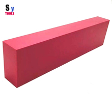 3000 Grit red ruby Oil Kitchen outdoor Knife whetstone Middle fine Polishing stone 7.87*2*1 inches