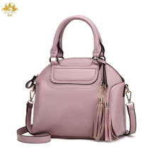 WE MORE Women Bag Pu Leather Tote Brand Name Bag Ladies Handbag Lady Evening Bags Solid Female Messenger Bags Travel Fashion Sac