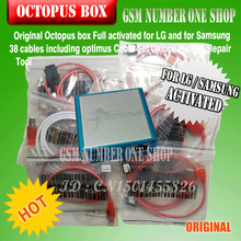 Original new Octopus box (package with 38 cables)for Samsung &LG Pre-activated New update For Samsung S5(China)