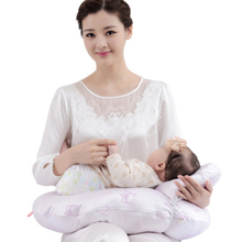 Maternity U-Shaped breastfeeding pillow for  newbron baby cotton feeding nursing pillow protect mummy waist support cushion