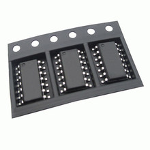 50 pcs/lot 74HC04 74HC04D SN74HC04D SOP-14 CMOS chip logic gate Six phase inverter ic ...(China)