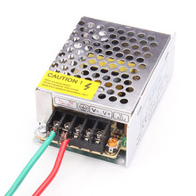 1PC 110-240V to12V 2A 24W Switch Power Supply Driver Converter For LED Strip Power Supply Module Board Integrated Circuits(China)