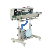 Bubble bags sealing machine air injection sealer automatic aluminum packages close sealer equipment tools packaging packer(China)