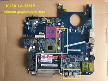 LA-3551P (ICL50) FOR ACER Aspire 7320 7720 5720 7720Z MB.ALN02.001 Motherboard REV 1.0 REV 2.0 REV 3.0 100% TSTED GOOD