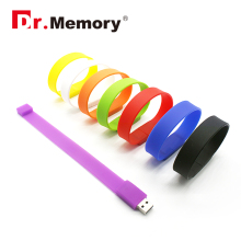 2016 Pen drive real capacity U disk Silicone Bracelet Wrist Band 16G 32G 8G 4G USB 2.0 Flash Drive Stick Pendrives - 360 Laptop Parts Shop store