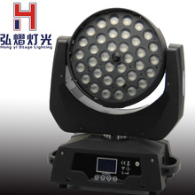 (1pieces/lot) Led Moving Head 36x15w LED Zoom Wash Light 36*12w LED zoom Moving Head Light,zoom LED moving head wash light(China)