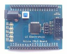 Free Shipping! 1pc Xilinx XC9572XL CPLD development board learning board