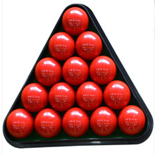Best Deal Durable Plastic 8 Ball Pool Billiard Table Rack Triangle Rack Standard Size Snooker Sports Entertainment(China)