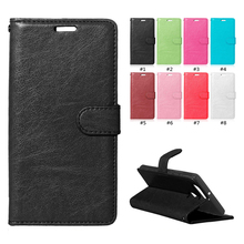 "PU Wallet Leather Card Slots Stand Protective Back Sleeve Coque 5.2"" for Huawei P9 P9 Lite Phone Cases Fashion Design Cover"