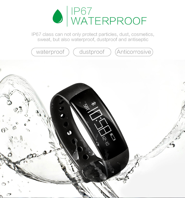 fitness bracelet blood pressure 13