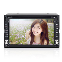 Arrive 6.2 inch touchscreen Universal car pc Window CE 6.0 GPS MAP DVD Radio BT USB 2.0 SD AV FM With Remote control(China)