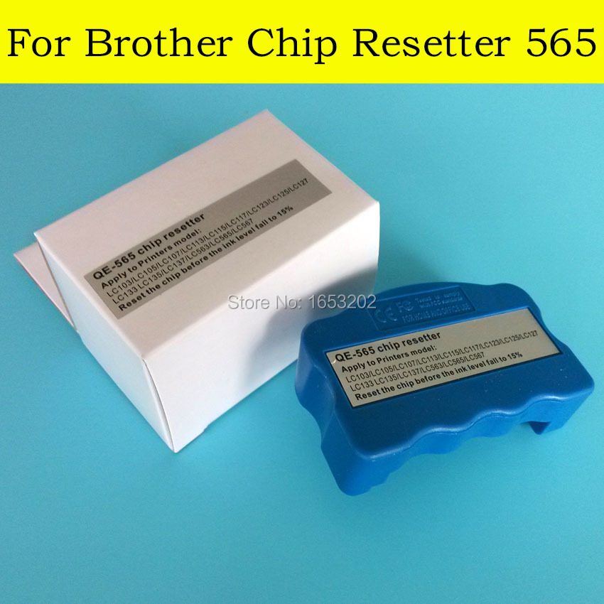 1 PC LC103 LC105 LC107 LC111 LC115 LC117 LC121 LC123 LC125 LC127 LC131 LC133 LC135 LC137 LC567 LC563 Chip Resetter For Brother<br><br>Aliexpress