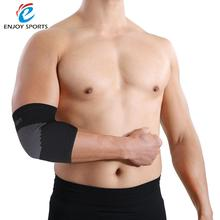 Sports Elbow Support Brace Sleeve Elbow Protection Elbow Joint Compression Sleeve Recovery Warmer Football