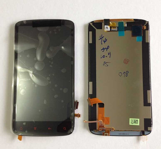 LCD screen display+touch digitizer For HTC Sensation XE Z715e G18 black free shipping<br><br>Aliexpress