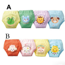 Free Ship 4 Layers Baby Training Pants Diapers Boy Girl Shorts Underwear Infant  Nappies Waterproof 4 pieces SY004